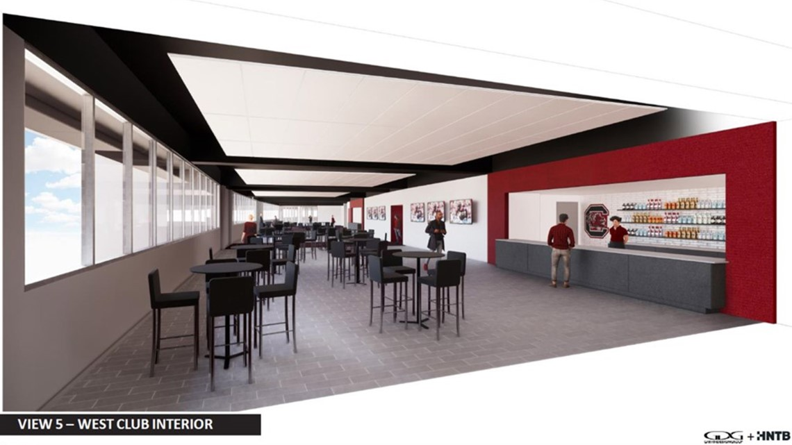 PHOTOS: Williams-Brice Stadium upgrades for 2020 | wltx.com