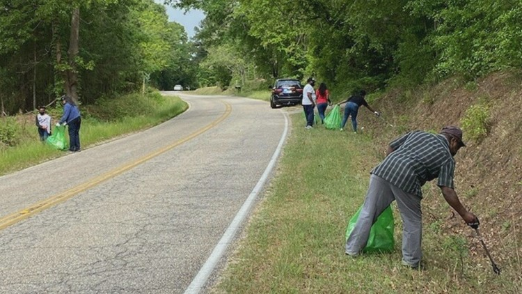 Over 400 bags of litter collected during clean-up event in Sumter