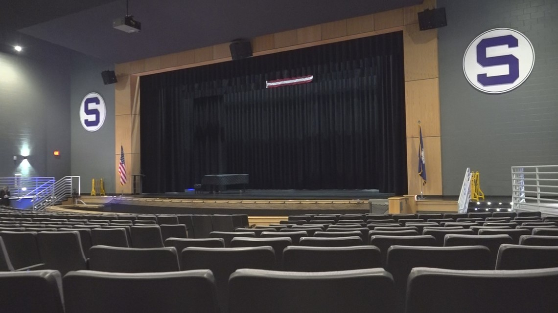 Lexington Four new fine arts center officially open to the community