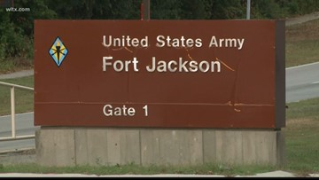 Woman who died during burn at Ft. Jackson identified
