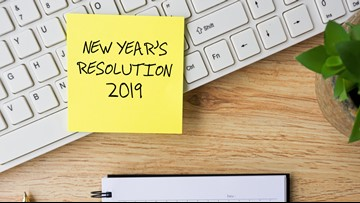 Locals share New Year's resolutions