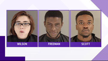 3 arrested in connection to double killing in Sumter