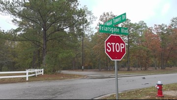 Community members ask for yellow lines marking two-way road in Irmo