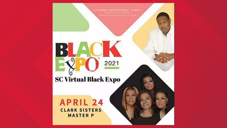 SC Black Expo returns -- virtually -- April 24, 2021