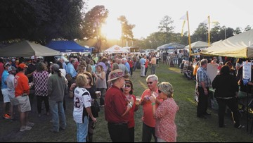 Annual Fall Feast returns to Sumter