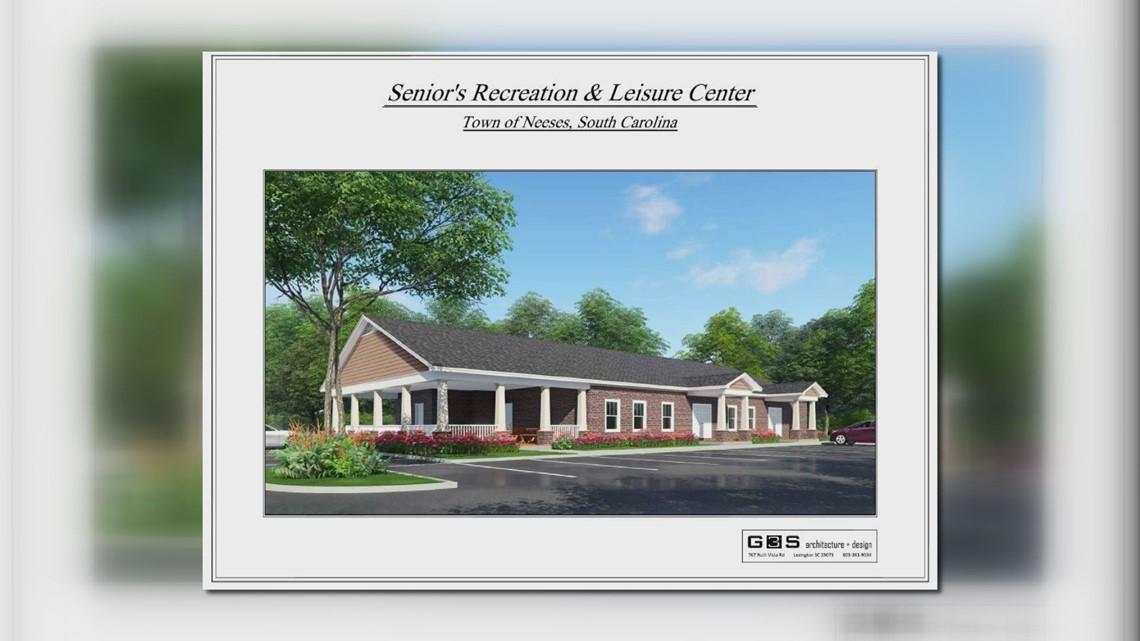 New Senior center opening in Neeses