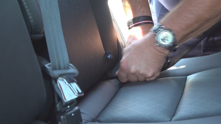 Need help installing a car seat? Call your local fire department