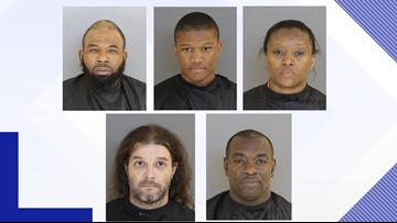 Drug trafficking ring brought 500 pounds of marijuana into Sumter by mail, police say