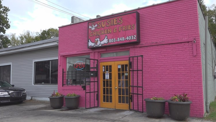 Susie's Chicken & Fries closes storefronts
