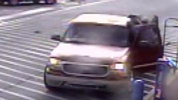 Lexington Police seek shoplifter who stole big TV