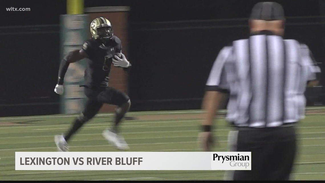 Friday Night Blitz: October 1 scores and highlights (Part 1/2)