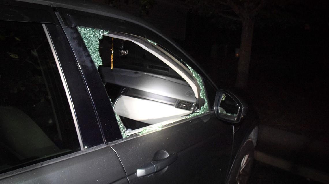 Roughly 40 vehicles broken into at Lexington apartment complex