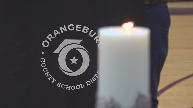 'One situation does not represent what we do': Prayer vigil held after shooting at an Orangeburg high school