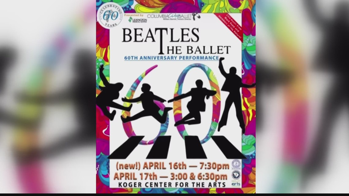Columbia City Ballet is back with the 'Beatles'
