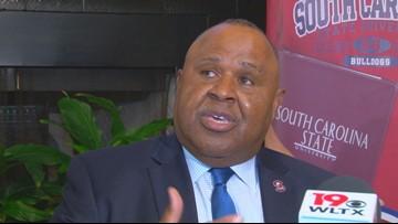 Buddy Pough to remain SC State football coach next season