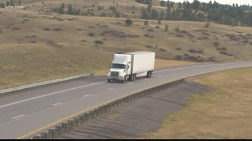 Truckers working harder because of the virus