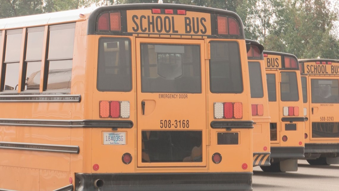 How bus drivers are getting paid in Orangeburg