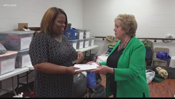 Community helps Irmo fire victims