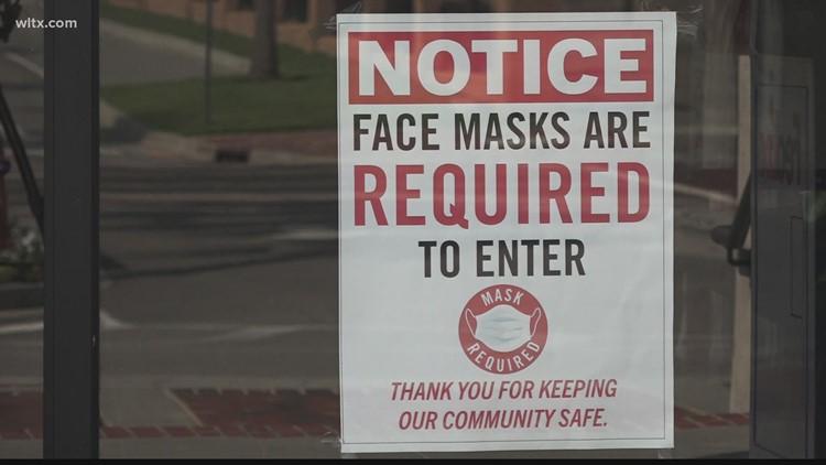 Orangeburg residents react to new CDC guidelines