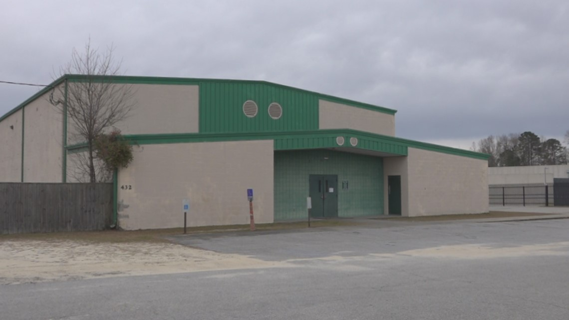 Lexington gym to become emergency shelter