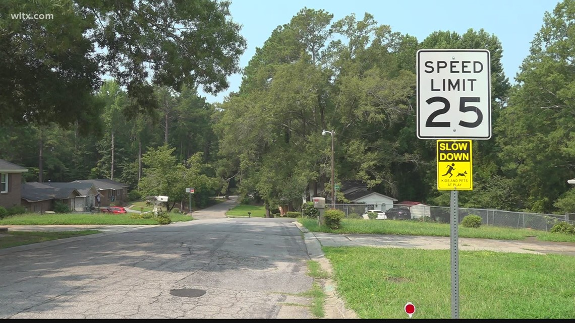 On Your Side: Speeding cars cause safety concerns in Richland County