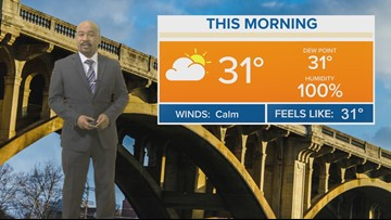 Efren Afante's Tuesday Forecast