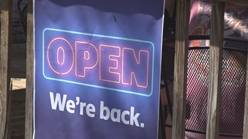 SC restaurants now able to reopen for indoor dining