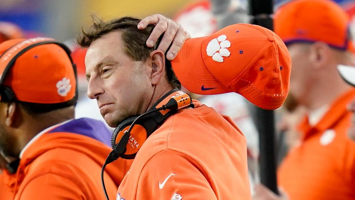 A banged up season in Death Valley: Dabo Swinney, Matt Bockhorst reflect on Clemson's injuries