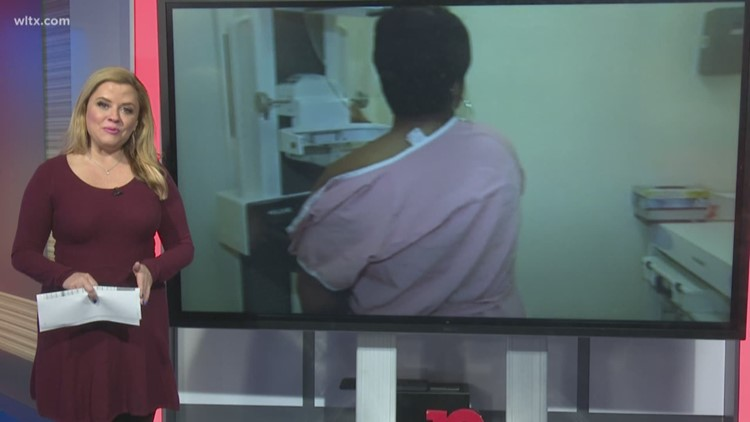 Free breast exams being offered in Sumter