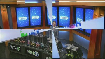 Evening Lottery Results Jan 12, 2019
