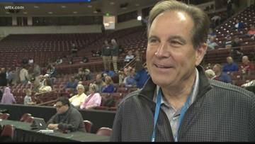 News19 talks with CBS Sports broadcaster Jim Nantz