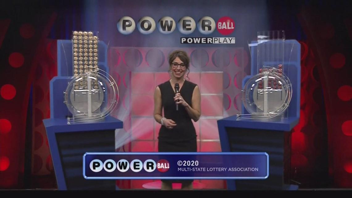 Powerball Jan 25, 2020