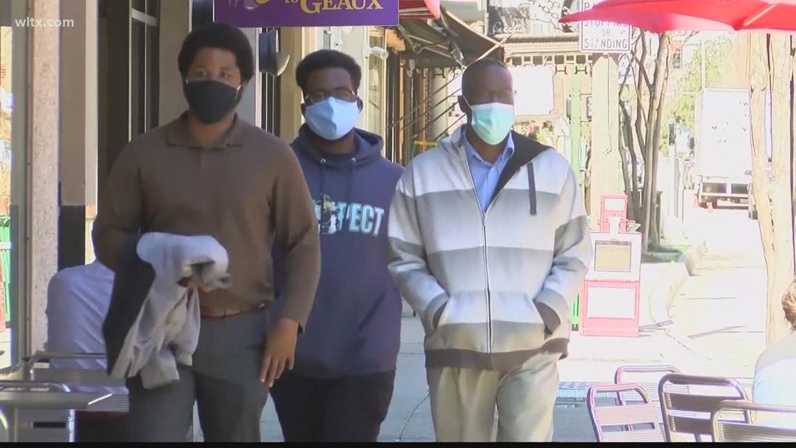 Esta semana en SC: Se eliminó el requisito de máscaras para las escuelas, el CDC actualiza la guía de uso de máscaras