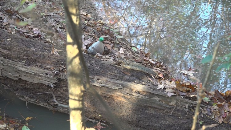Volunteers needed for Rawls Creek cleanup