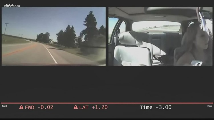 Distracted driving common with millennial parents, study finds