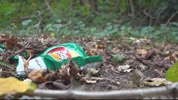 Campaigns in the Midlands hope to curb litter