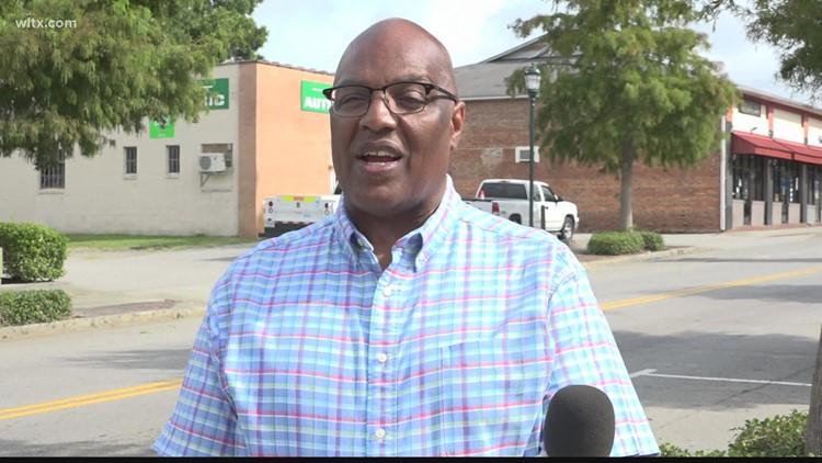 Orangeburg mayor wins third term