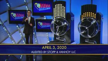 Mega Millions Apr 3, 2020