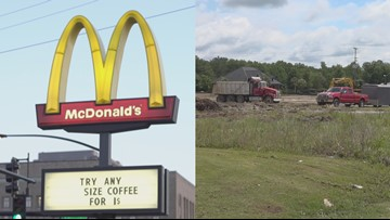 McDonald's could be coming to Augusta Hwy, Across from Lexington High