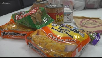 Lexington church provides meals for children in need