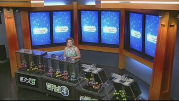Evening Lottery Results June 11, 2019