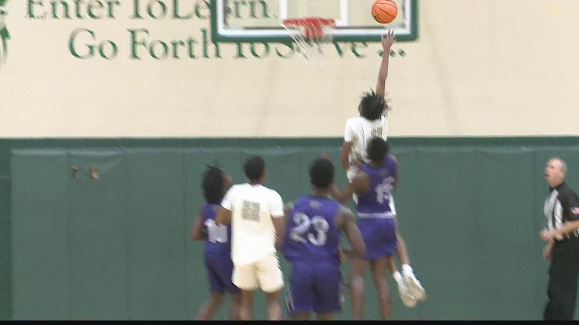 High School Hoop Highlights
