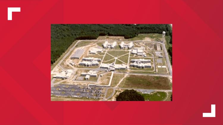 Ridgeland Correctional Institution SCDC