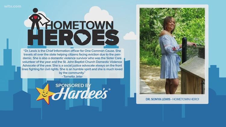 Hometown Hero: Dr. Sonya Lewis