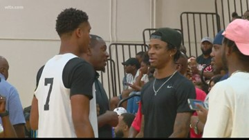 SC Pro Am Wraps Up With A Star Coming Home To Support