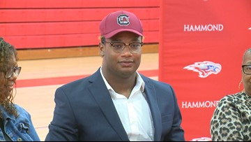 Jordan Burch is officially on board at USC
