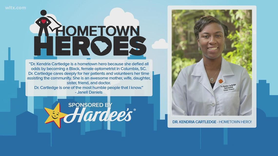 Hometown Hero: Dr. Kendria Cartledge