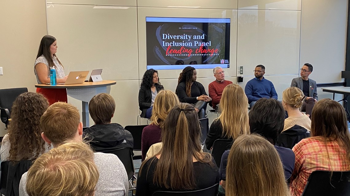 USC students host panel to urge focus on diversity & inclusion