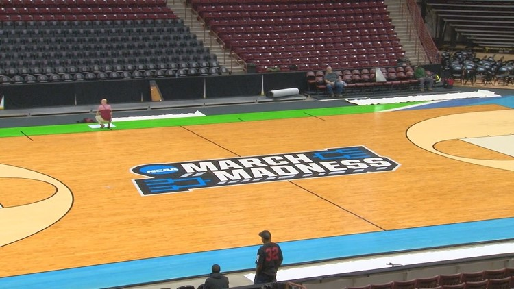 TV gametimes, networks for the March Madness basketball games