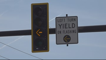 Traffic light changes coming to Lexington